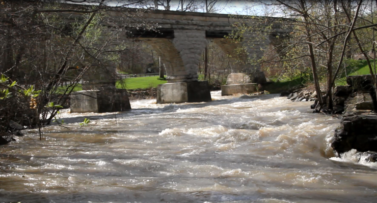Avon Storm Tests New Flood Prevention System