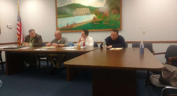 New Mount Morris Village Board Sworn In