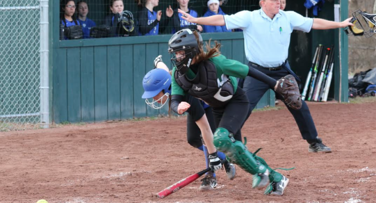 SOFTBALL: Geneseo Defeats Avon 10-2