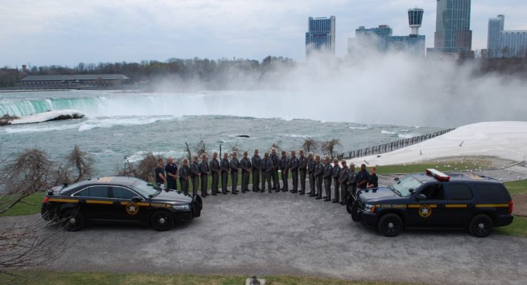 State Police Push for New Members on 100th Anniversary
