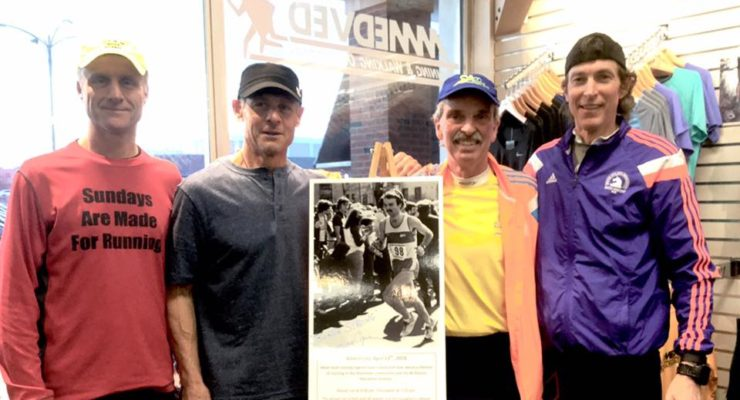 Avon's Dave Coyne Heads to His 46th Boston Marathon