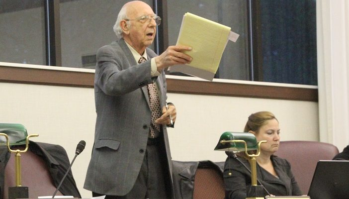 Lowell Conrad Resigns as Liv. Co. Republican Party Chair