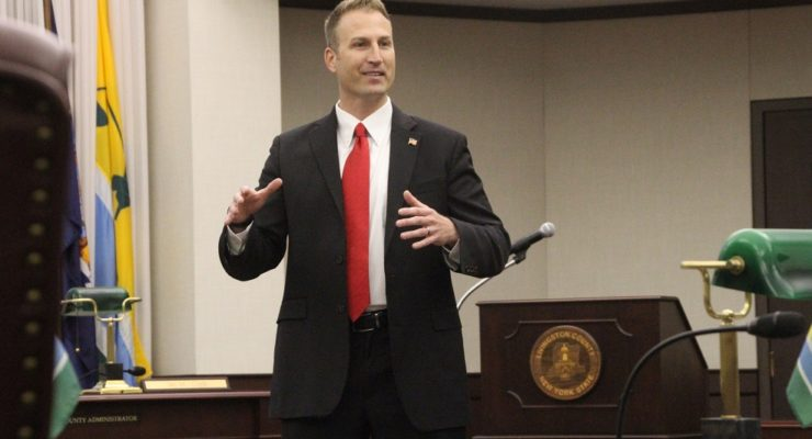 County Conservatives Endorse Sheriff Dougherty for Re-Election