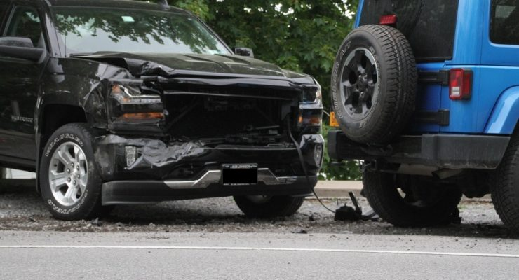 Felony Charges for Driver in Double Crash on Conesus Lake