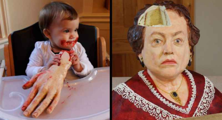 Nunda Baker's Creepy Cakes Go National