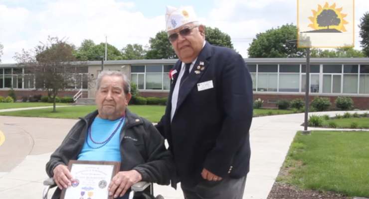 SUN VIDEO: Avon Duly Remembers Vietnam Fallen Sgt. Fusco, Sgt. Upright this Memorial Day