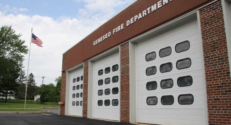 Memorial Day Overdose at Geneseo Fire Hall is Just Latest in Rising Drug Calls