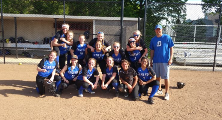 SOFTBALL: Geneseo Wins Shot at First Ever Softball Patch