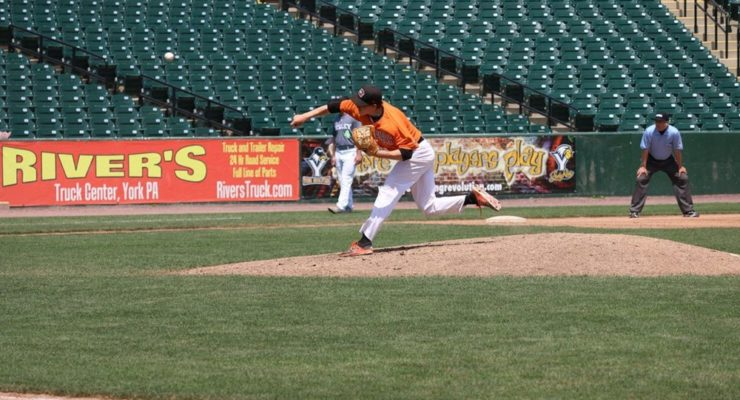BASEBALL: Jameson Moran Delivers 'Clutch Performance' in Relief for RIT