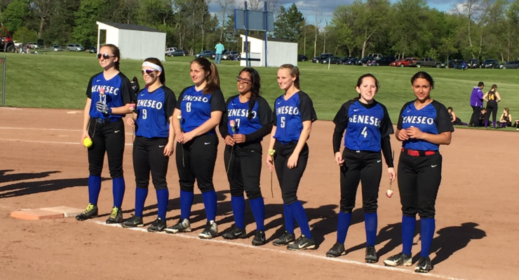 SOFTBALL: Big First Inning Triggers Blue Devil Victory on Senior Night