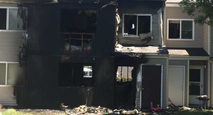 Highlands Neighbors Dig Deep to Re-Establish 5 Families Displaced by Geneseo Fire