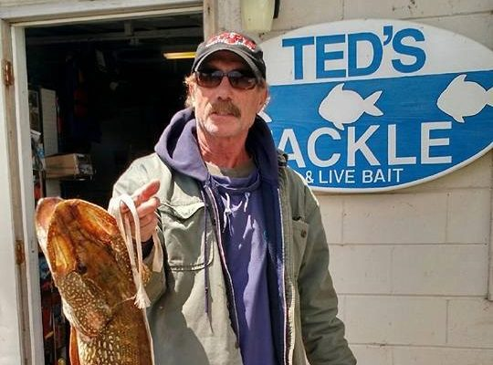 12.2 Pound Pike Wins Conesus' Fishing Competition