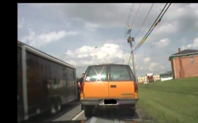 Close Call Means Geneseo Cops Remind Drivers of 'Move Over Law'