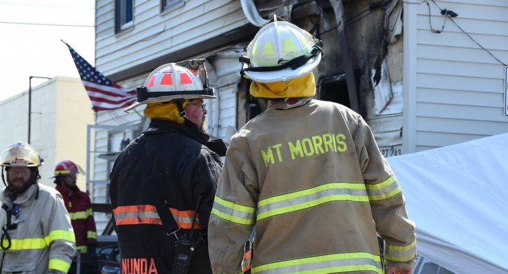 Cigarette Caused Mount Morris Fire that Displaced 7