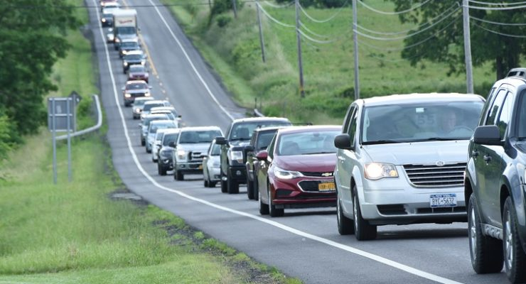 City of Rochester = Motorist Advisory