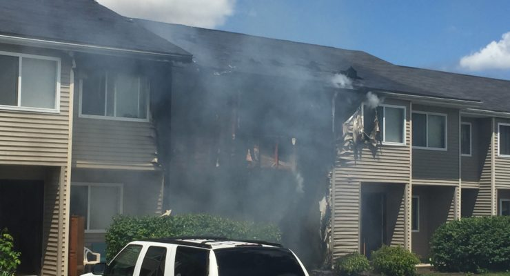 Dryer Caused Highlands Apartment Fire in Geneseo