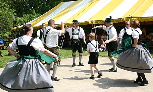 Lima's 84th German Fest Opens Stage for Revitalized Folk Dancing Group