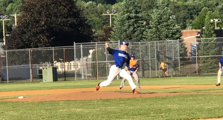 4 Livingston County Pitchers Play for Nationally Ranked Hornell Dodgers