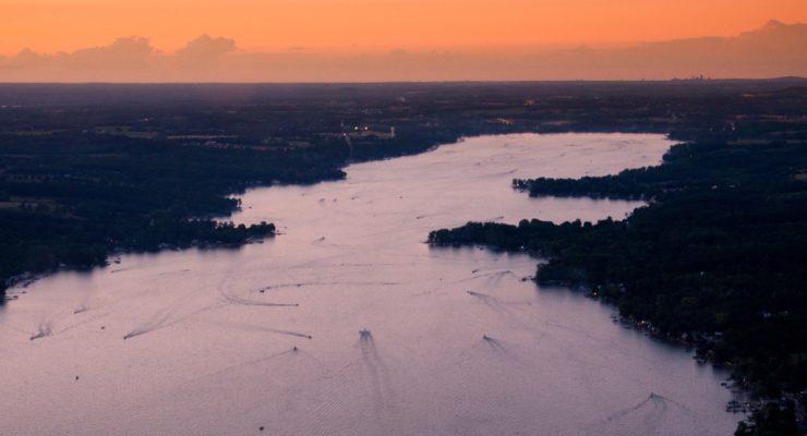 2 Boats Crash on Conesus Lake Night of July 4