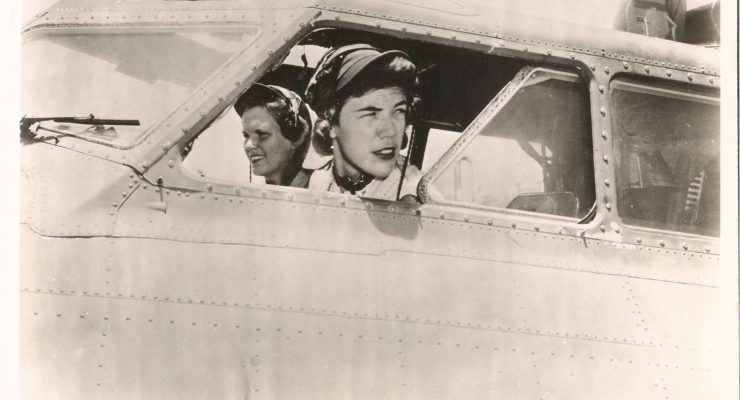 WWII's Pioneering Female Bomber Pilot to Visit National Warplane Museum's Airshow