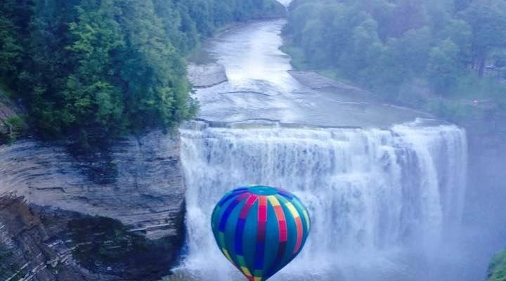 Balloons Over Letchworth Celebrates 30 Years July 27