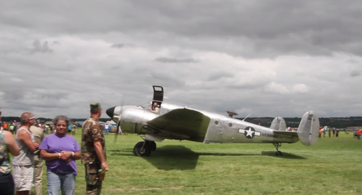 WATCH: Geneseo Airshow Assembles America's Pilots and Fans