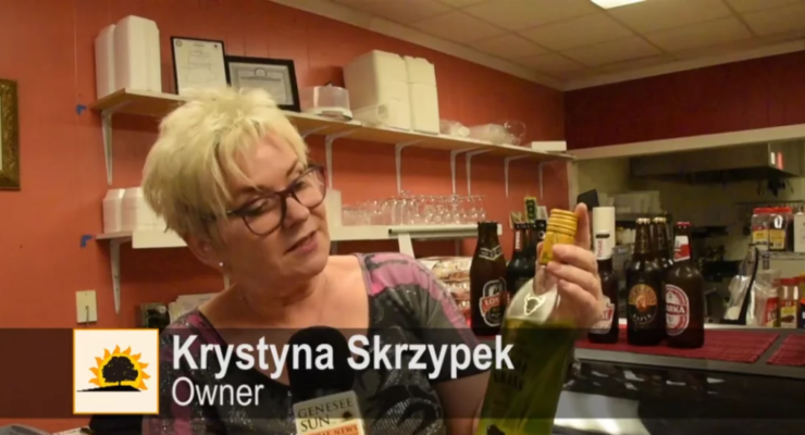 SUN VIDEO: Geneseo's Euro Café Now Imports Traditional Beers and Liquors