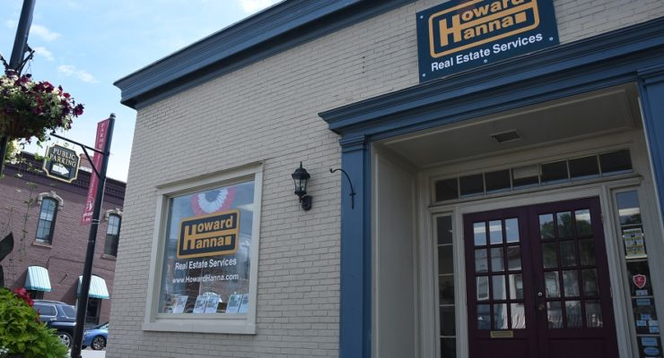 Geneseo's Nothnagle Office Officially Changes to Howard Hanna Real Estate