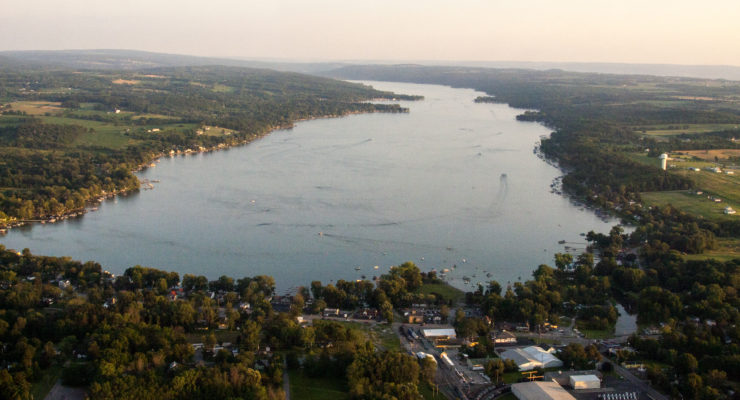 Cops Seek Boat that Scooted from Conesus Lake Collision