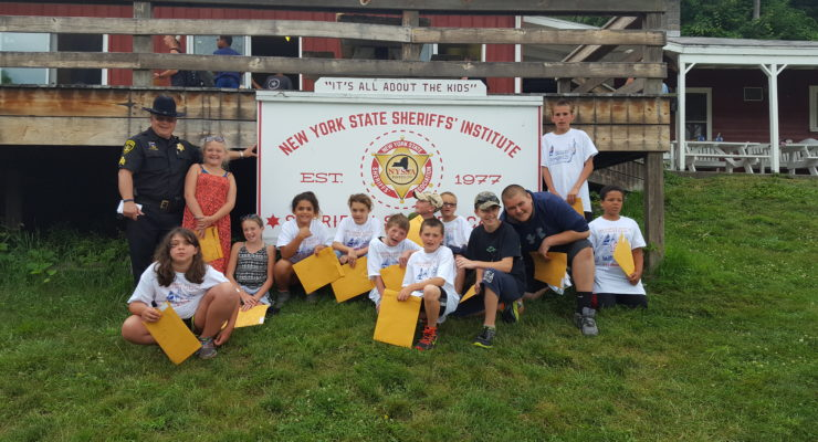 Sheriffs Institute Camps 13 Livingston County Residents