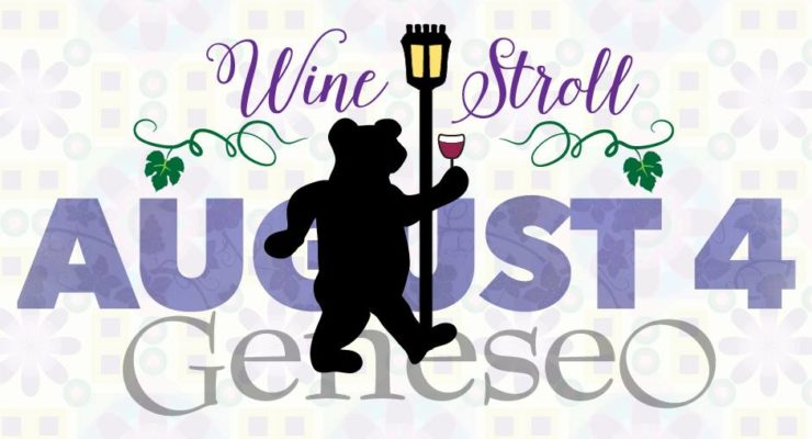 Geneseo Wine Stroll Rolls Friday