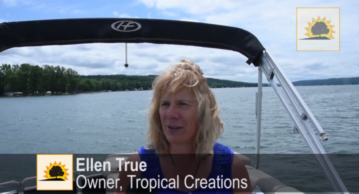 SUN VIDEO: Passionate Boater Re-Opens Conesus Lake to Public Tours