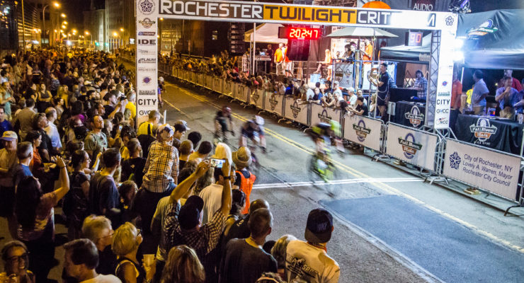 Rochester Twilight Criterium Adds Elite Road Mile