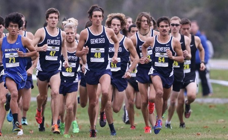 SUNY Geneseo Cross Country Ready for 2017 Season