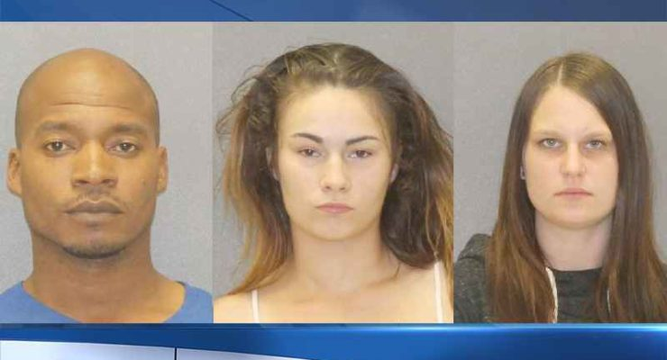 3 Suspects Charged for Livingston County Funeral Raids