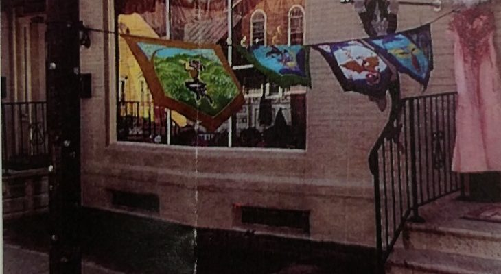 Alley Cat Fights Village of Geneseo for Removing Her Spiritual Flags