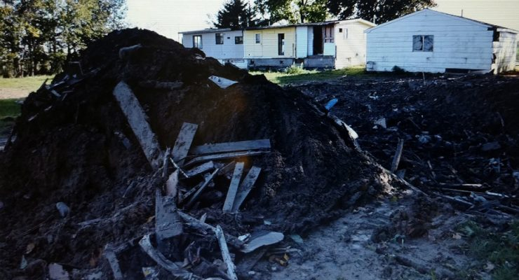 DEC Investigates Buried 'Solid Waste' on Geneseo Property
