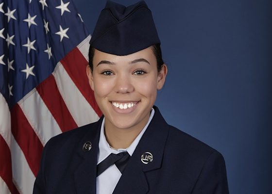 2017 Dansville Grad Completes Basic Training for Air Force