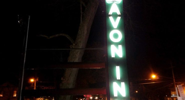 New Lights Herald Avon Inn's 'Over the Top' Exclusive Party
