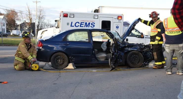 Cops Fault T-Boned Driver for York Crash
