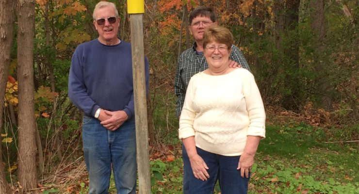 Passionate Nunda Restores Hidden 77-Year-Old Site Marker