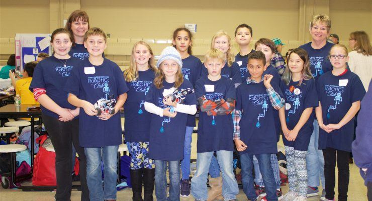 Mount Morris Students Build Skills and Friends at Lego Robotics Competition