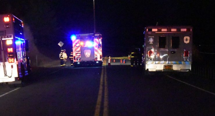 Serious Accident Closes 63 in Dansville