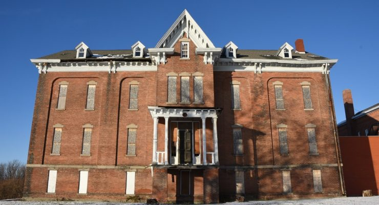 Geneseo to Apply for Grant to Restore O'Connell's 'Poorhouse'