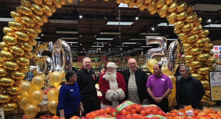 Wegmans Celebrates 50 Years in Geneseo