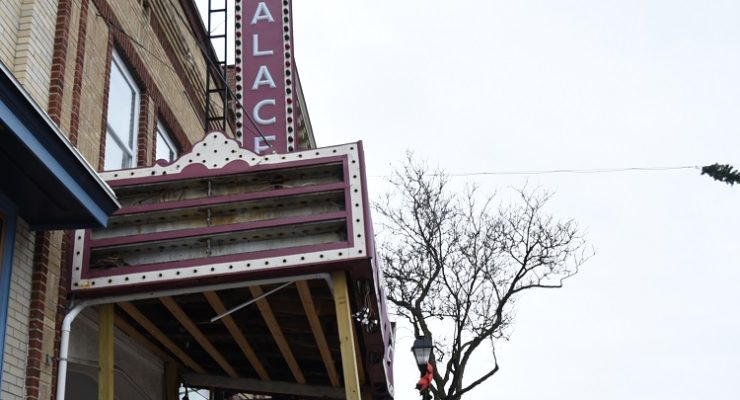 Geneseo's Palace Marquee to Depart for Restoration
