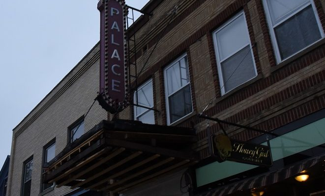 Palace Marquee in Geneseo Awaits Full Restoration