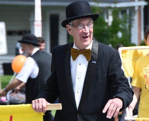 Hatheway Runs for Mayor on 31 Years' Experience