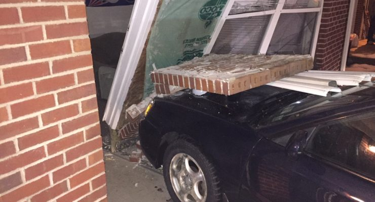Driver Smashes Into Own Apartment in Geneseo