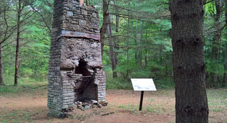 'New Deal'-Era Letchworth Chimney to Get $28K Patch Job